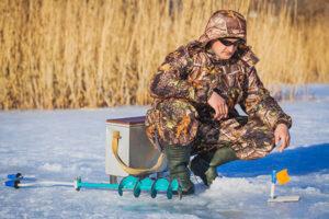 Vinterbeklædning til fisketuren