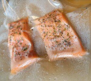 Sous Vide tilberedning af fisk
