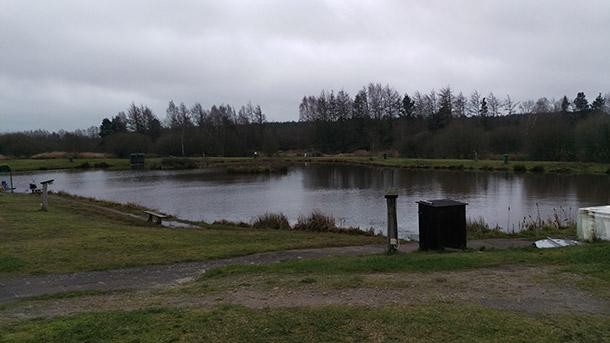 Sø nr. 1 ved Skyggehale Put'n take
