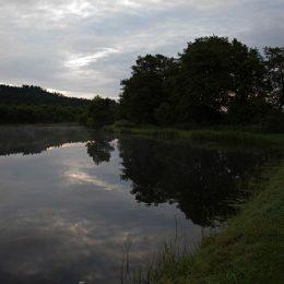 Lystrup Bæk Fiskesø