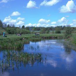 Lystfiskeriets Dag 2017 ved Højkilde Lystfiskerpark